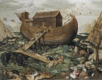 Plate tectonics was not a part of Noah's Flood